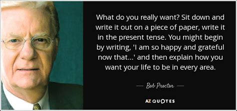 do you want to sit down on the overground during rush hour bob proctor quote what do you really want sit down and