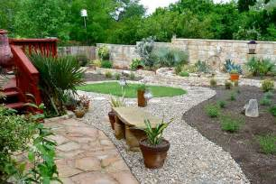 How To Landscape Your Backyard On A Budget Xeriscape Simpson Landscape