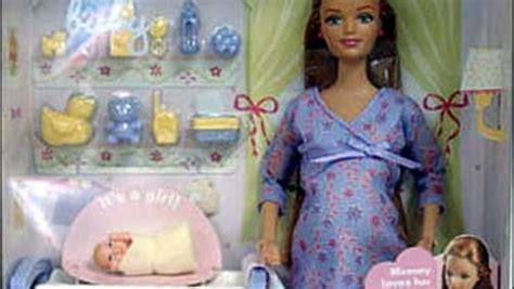 barbie glam boat walmart barbie s pregnant friend yanked cbs news