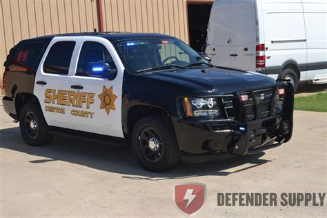 Denton County Sheriff S Office by Chevy Defender Tahoe Ppv And Ssv Gallery