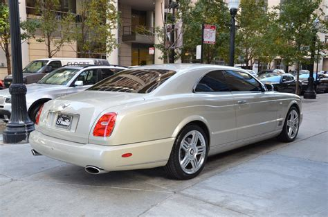 bentley brooklands for sale 2009 bentley brooklands stock gc2017b for sale near