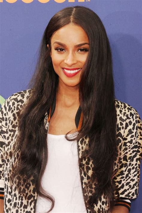 Ciara Hairstyles by Ciara S Hairstyles Hair Colors Style