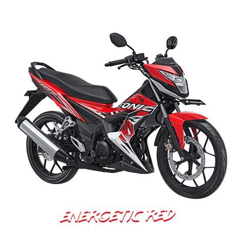 Kas Rem Depan Honda Sonic 150 New Wave S 110 Bendix Md26 aripitstop 187 ahm resmi tambah warna baru sonic 150r