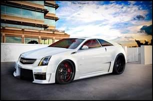 Cadillac Cts V Coup Cadillac Cts V Coupe Image 7