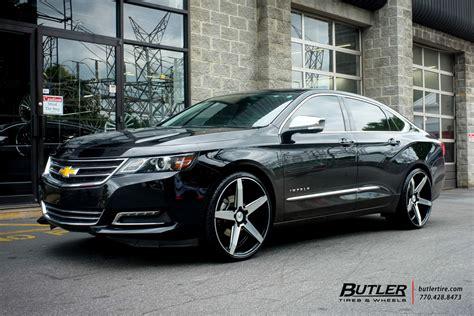 chevy impala stock rims chevrolet impala custom wheels savini bm11 22x et tire