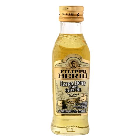 Evoo Filippo Berio 250 Ml filippo berio mild light olive 250 ml sukanda djaya
