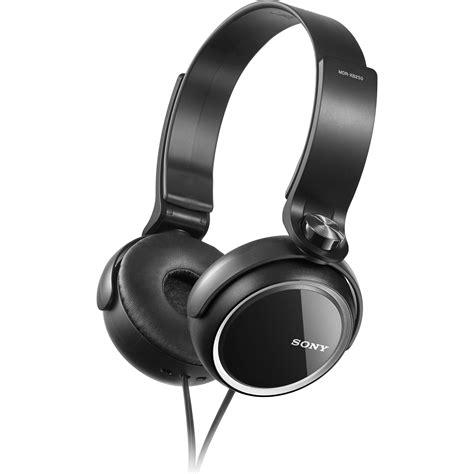 Headset Headphone Earphone Sony Q014 Black sony mdr xb250 bass headphones black mdrxb250 b b h