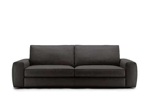 berto divani divano in pelle monza berto