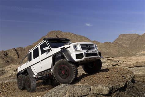 mercedes benz 6x6 2013 mercedes benz g63 amg 6x6 concept conceptcarz com