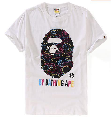 Kaos Tshirt Bape Shark 1 bape logo shirt related keywords bape logo shirt