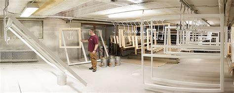 Holz Fensterrahmen Lackieren by Wer Wir Sind Fensterbau Haessler