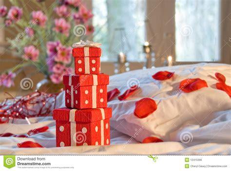 romantic scenes in bedroom romantic bedroom scene royalty free stock image image 12415396