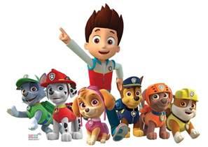 pow patrol paw patrol mascotshows