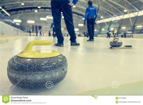curling game sport royalty free cartoon cartoondealer curling game sport royalty free cartoon cartoondealer