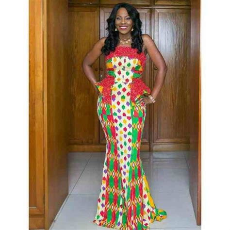 kente styles for occasion latest ghana kaba and slit styles for any occasion swiftfoxx