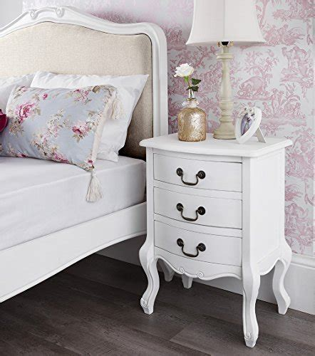 shabby chic bedroom suite shabby chic antique white upholstered 5ft king bed