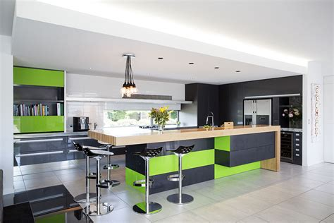 a kitchens funky and functional kitchen mastercraft kitchens