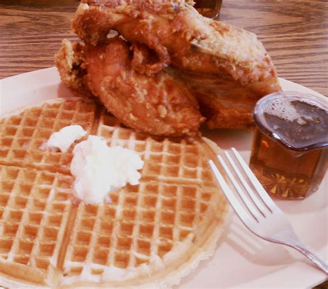 house of chicken and waffles dear seattle restaurants a chicken and waffles challenge the gastrognome