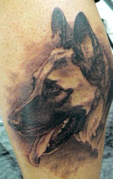 german shepherd tattoo designs german shepherd cool tattoos