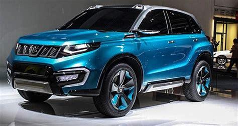 2019 Suzuki Grand Vitara by 2019 Suzuki Grand Vitara Rumors Changes Redesign 2019