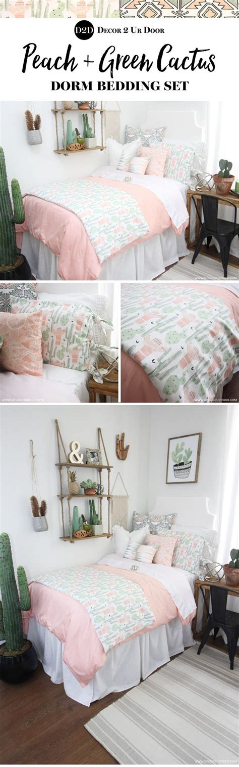 peach bed set 25 best ideas about young woman bedroom on pinterest