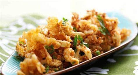 resep jamur crispy resep jamur tiram crispy spesial