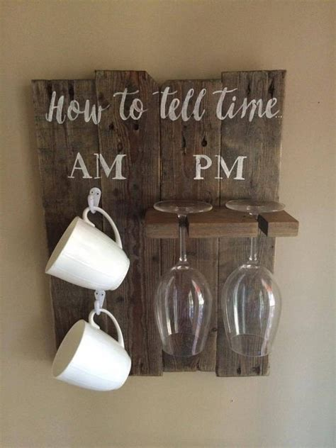 items similar     time wine glass sign
