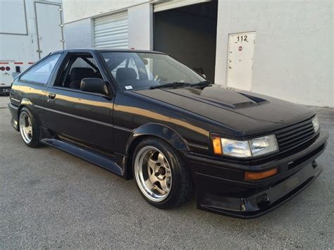 Toyota Ae86 For Sale 1987 Toyota Ae86 Levin Other Ae86 For Sale Miami Florida