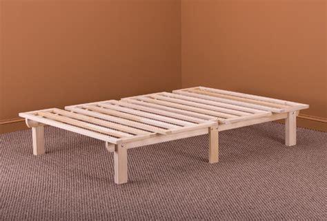 futon platform bed frame low futon bed frame