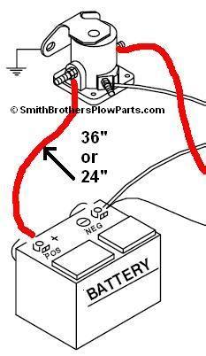 western plow solenoid wiring diagram general wiring diagram