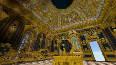 baroque perfection minecraft project
