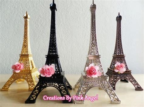 cheap eiffel tower centerpieces 10 quot metal eiffel tower cake topper wedding eiffel