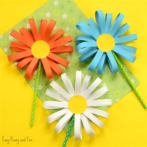 Paper Flower Crafts For - 25 best ideas about paper flowers craft on
