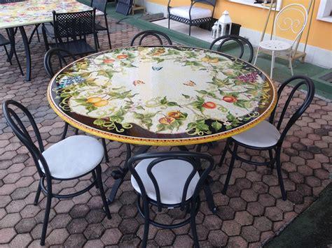 tavoli deruta tavoli ceramica deruta 28 images tavolo rotondo deruta