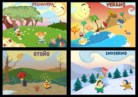 imagenes de invierno verano otoño y primavera las estaciones del a 241 o en chile