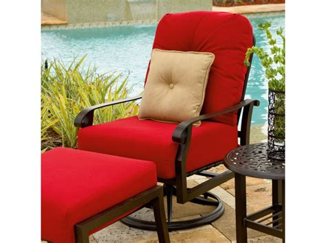 Woodard Patio Furniture Cushions Woodard Patio Furniture Cushions Woodard Brayden Replacement Chair Back Patio Cushion 53w01b