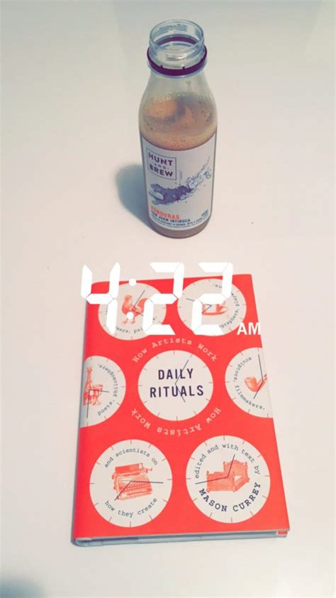 Daily Rituals How Artists Work Review Ignore Limits