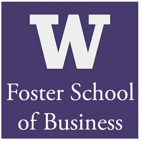 Of Washington Mba Cost by Michael G Foster School Of Business