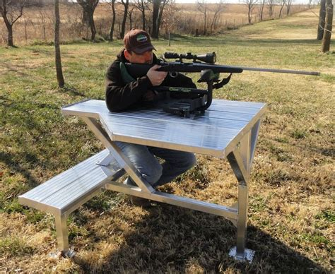 best shooting bench 17 best images about home made shooting bench on pinterest