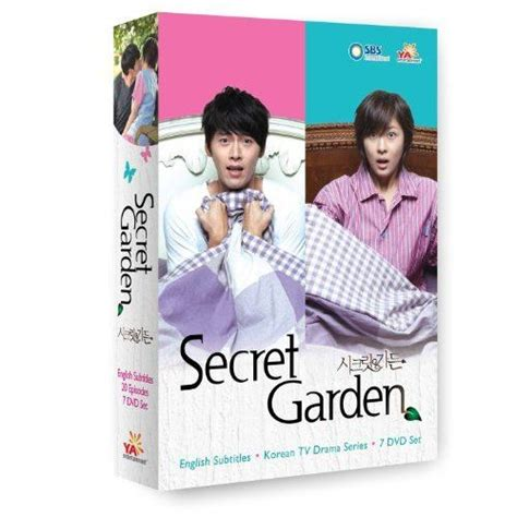Drama Korea Secret korean drama secret garden k drama