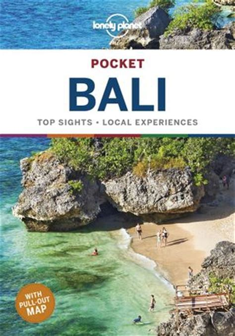 Lonely Planet Travel Guide Pocket Bali Reading
