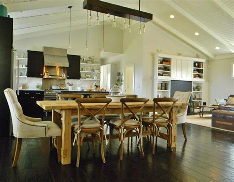 29 best home kitchen center 29 awesome open concept dining room designs page 4 of 6