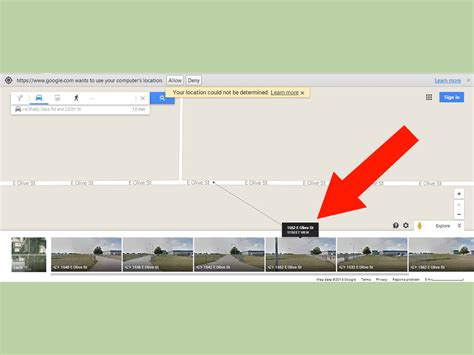 google images viewer how to use google street view 11 steps with pictures