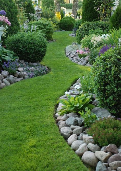 Landscape Rock Uk 1000 Ideas About Lawn Edging On Diy