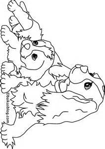 dibujos para imprimir prefix perros french poodle para