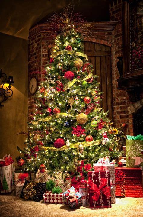 красивые рождественские фотографии