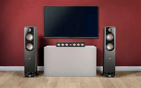 polk signature  floorstanding speakers reviewed