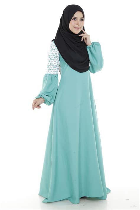design baju zara jubah zara mint green aa3079jw amar amran boutique