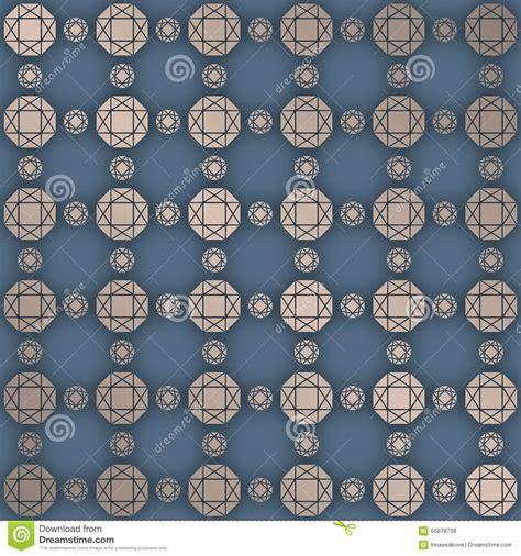 diamond pattern vintage blue dress diamond pattern stock vector image 66878708