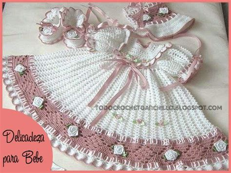 vestiditos crochet nia mejores 164 im 225 genes de tejidos en pinterest vestidos de
